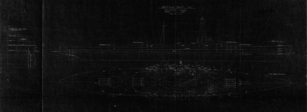 battleship H