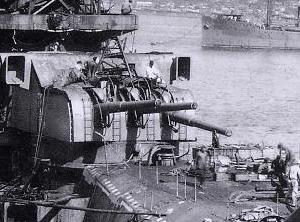 155 mm turret
