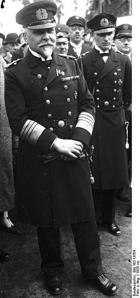 Admiral Hans Zenker