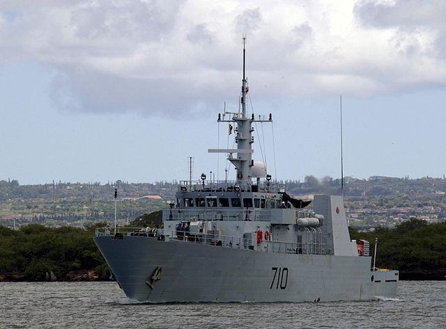 HMCS brandon
