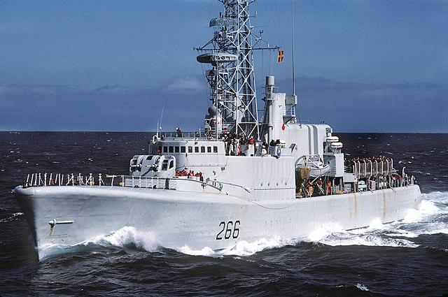 HMCS nipigon