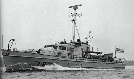 HMCS Mallard PCS-783