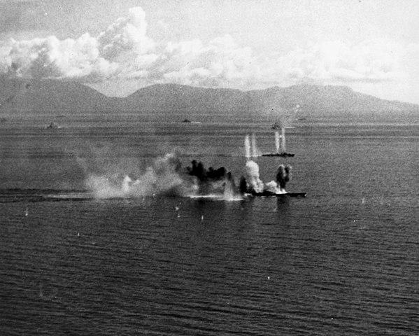 under_attack_Sibuyan_Sea_24_October_1944