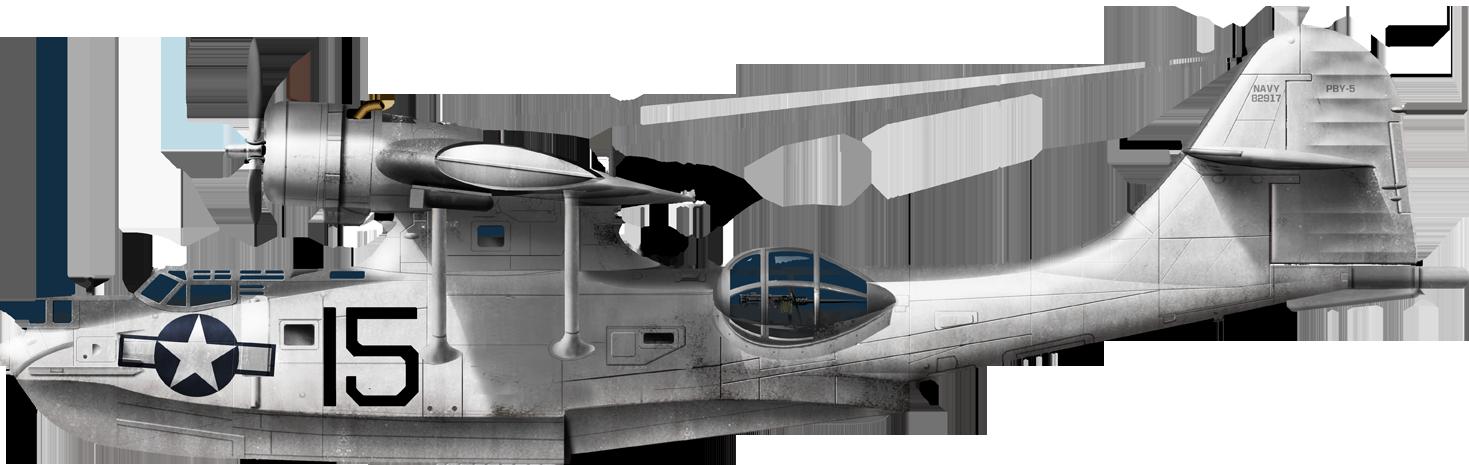 PB-5Y VP-63 Morocco 1944