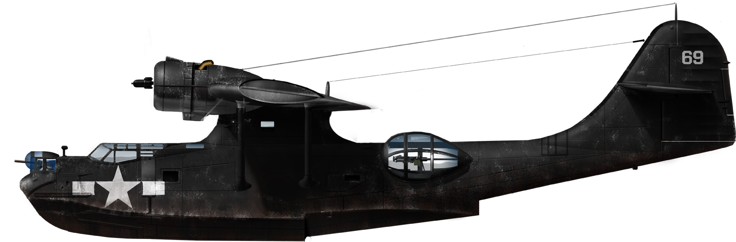 PBY-5 VP-34 FAW 17