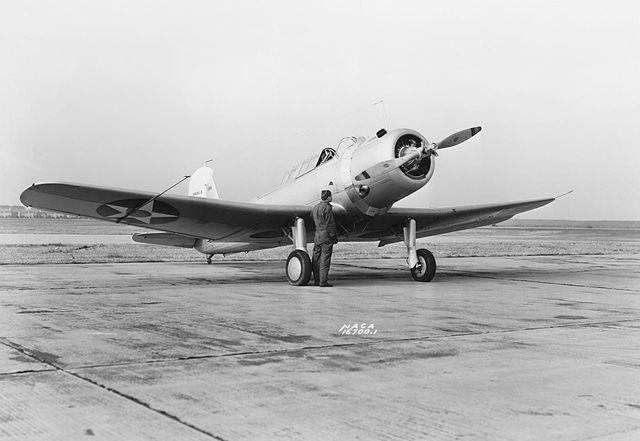 Vought XSB2U-2 Vindicator (BuNo. 1326)