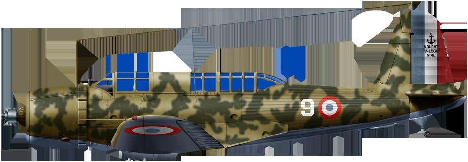 Vought V-156F