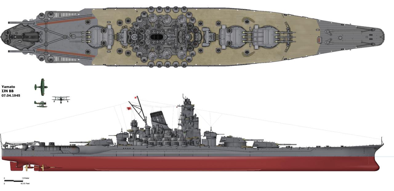 Yamato 1945