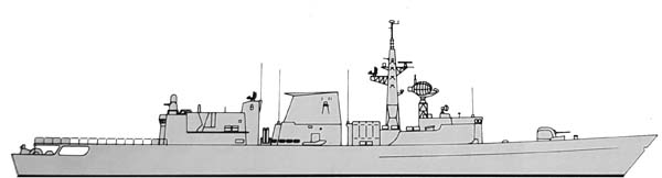 City class helicopter frigates