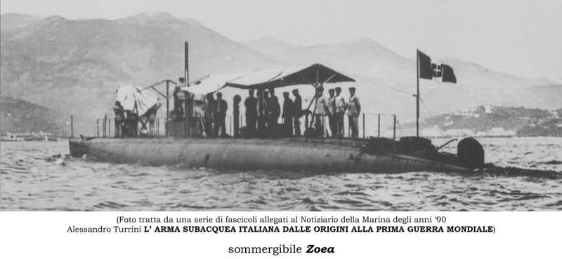 Submarine Zoea
