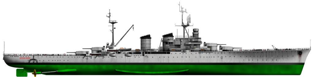 RN Luigi di Savoia Duca Degli Abruzzi