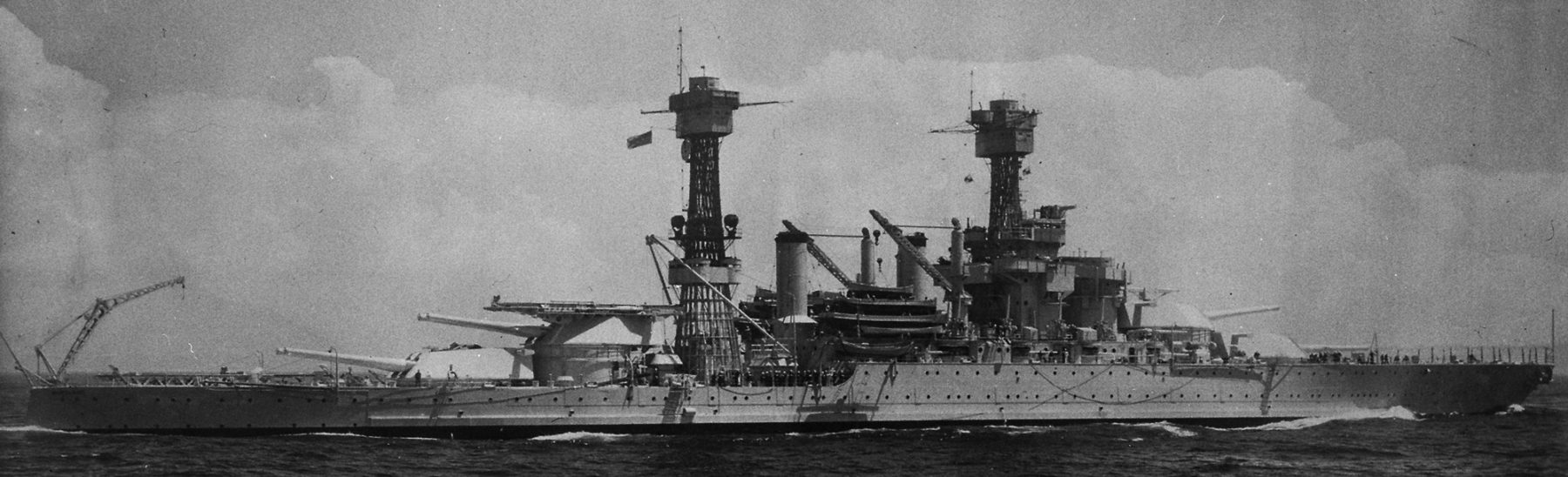 Tennessee class battleships