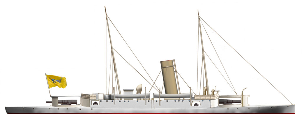 Profile of the Chaoyong class