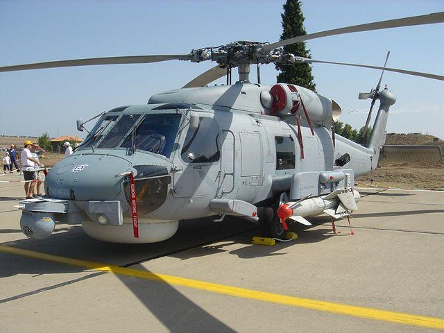 Hellenic Navy S-70B-6 Aegean Hawk