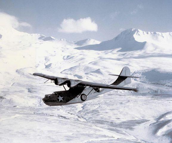 PBY-5A_VP-61_Aleutians_March_1943