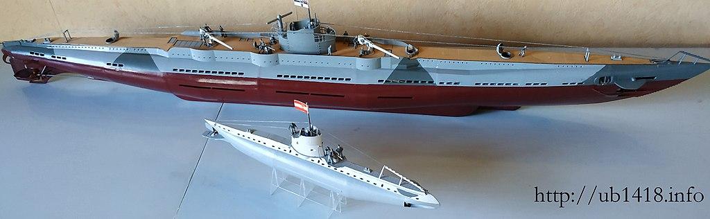 U139 UB type comparison