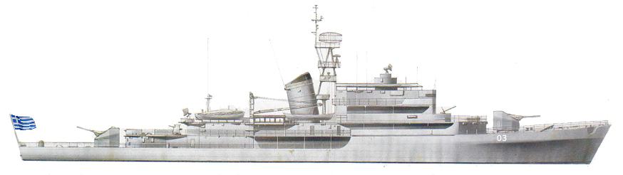 Frigate Aegeon
