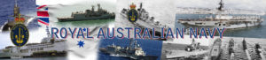 Cold War Australian Navy