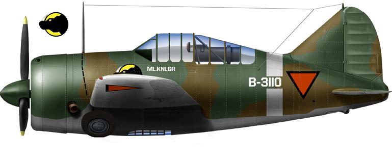 Buffalo B-339C KNIL