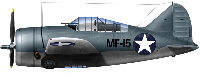 F2A2 Midway