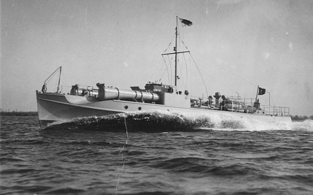 Early S-Boat before the war