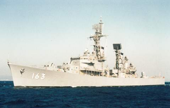DDG-163 amatsukaze