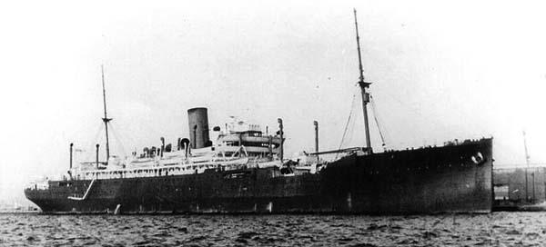 AMC HMS Jervis Bay