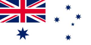 RAN naval ensign
