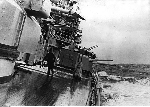 Admiral Scheer in September 1941