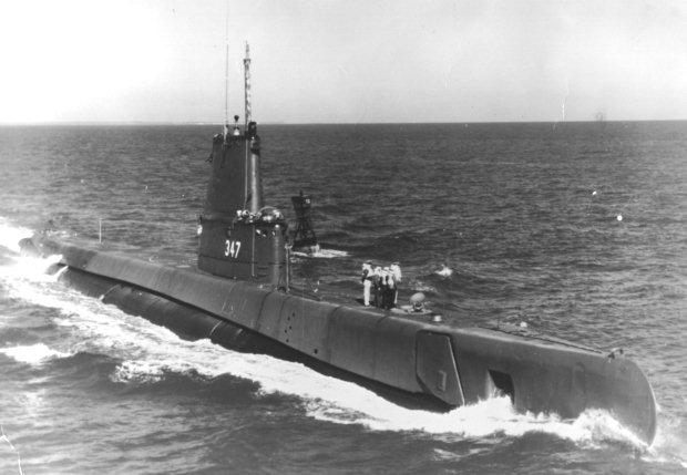 USS Cubera, Guppy-I conversion