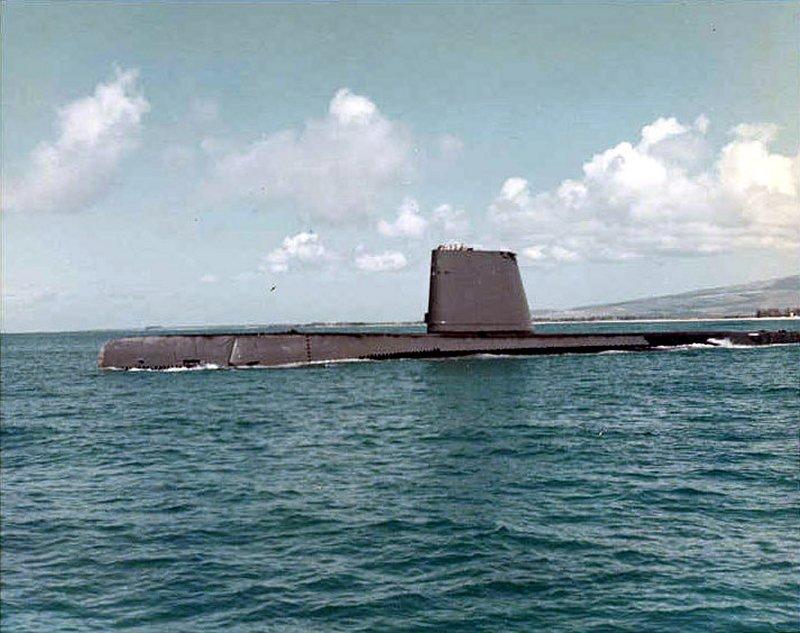USS Razorback SS-394