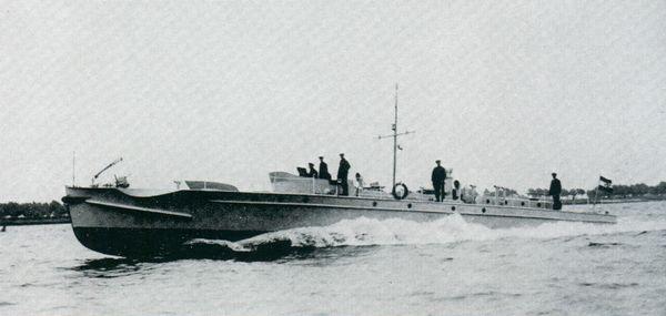 S1 boat