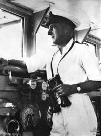 Captain Joseph Burnett