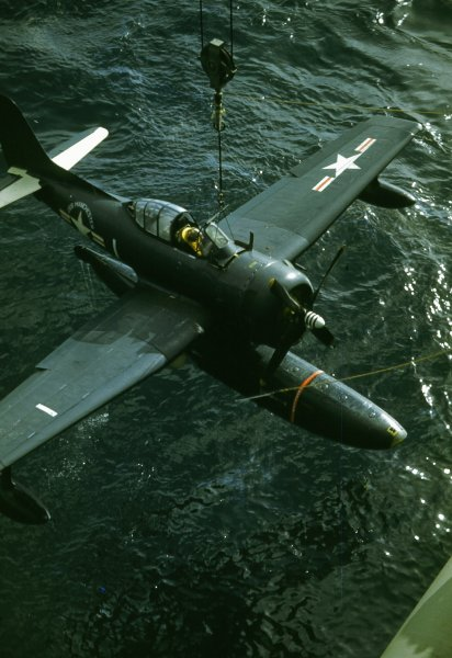 The Curtiss Seahawk