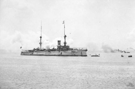 Fürst Bismarck in Manila