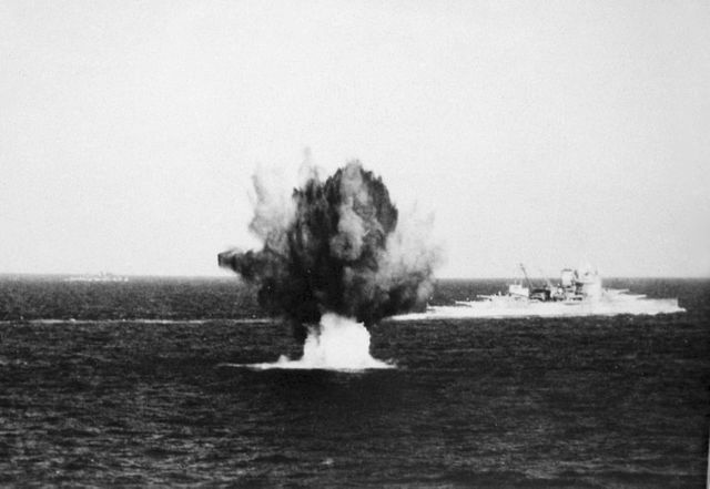 warspite calabria