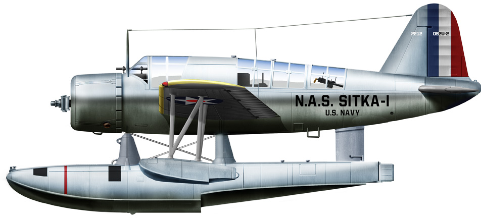 OS2U-2 Sitka