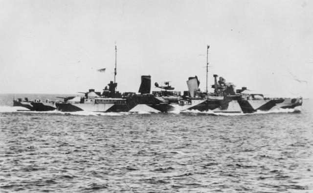 Perth in February 1942