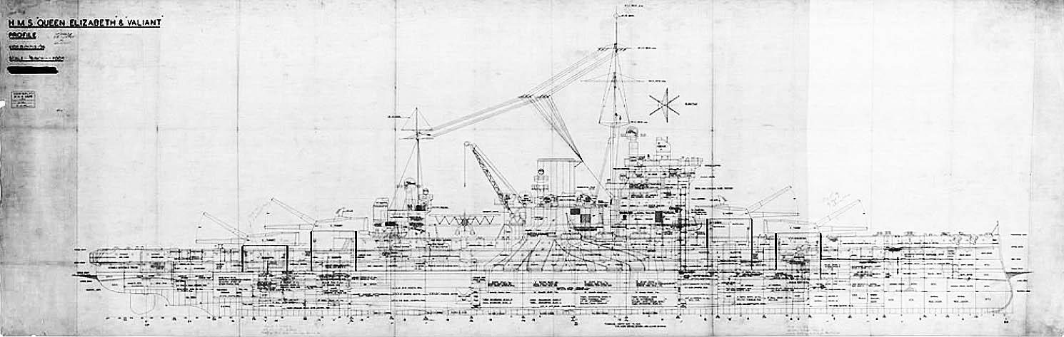 Shipyard's Blueprint of the Valiant