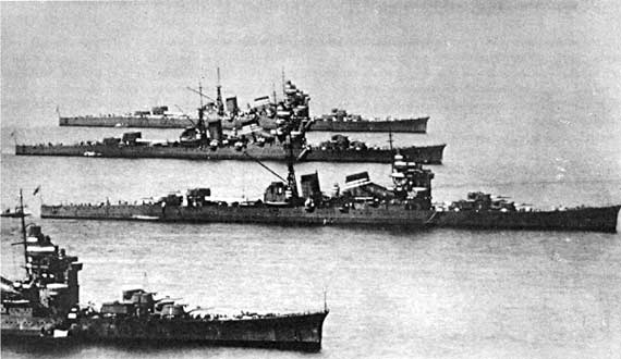 Sentai 4 in 1930
