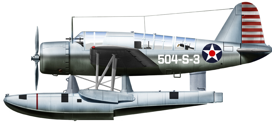 OS2U-2 in 1941
