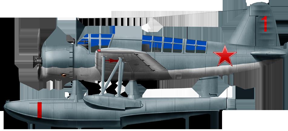 OS2U-3 in Soviet service with the Northern fleet