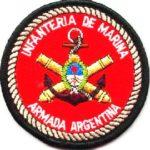 logo argentinian marines