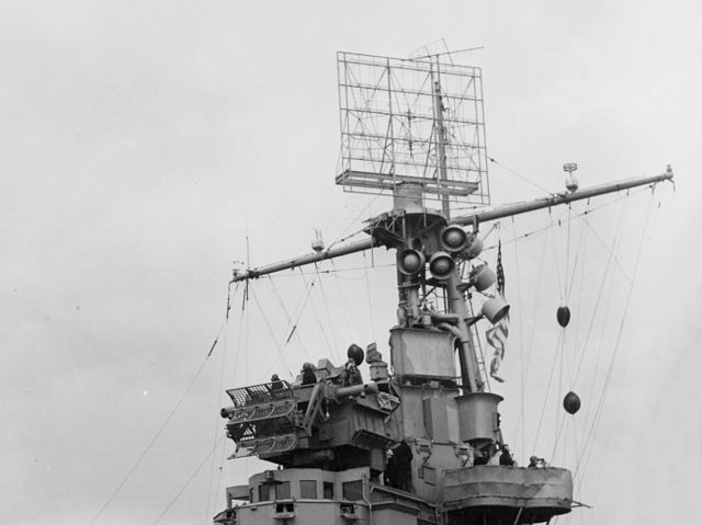 CXAM-1 radar