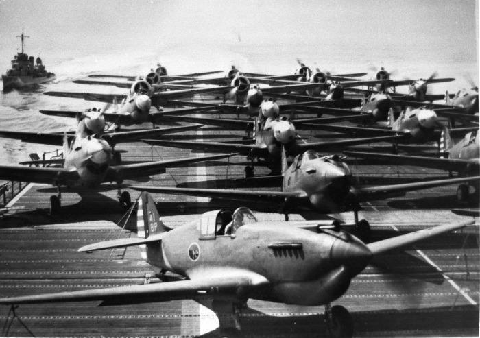 P-40Bs_aboard_USS_Wasp