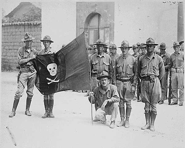 US Marines in Nicaragua 1932