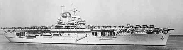 Wasp on 27 December 1940