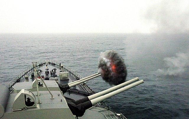 Dutch Bofors 15,2 cm