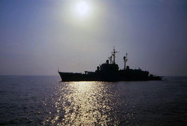 Andrea Doria late in her career