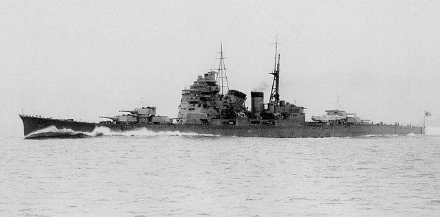 Sea trials, 1932